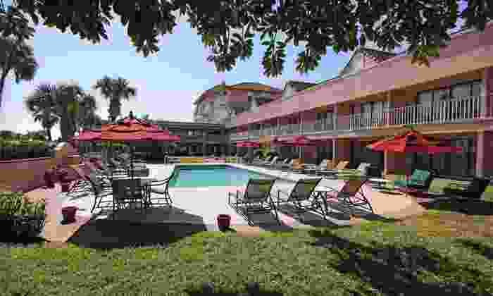 The Inn at Cocoa Beach - Cocoa Beach, FL: Two-Night Stay with Daily Breakfast and Afternoon Wine and Cheese at The Inn at Cocoa Beach in Cocoa Beach, FL