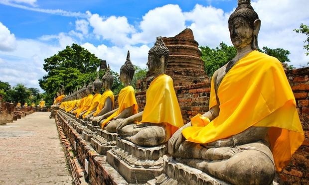 BKK: Stay + Thai Airways Flights 2