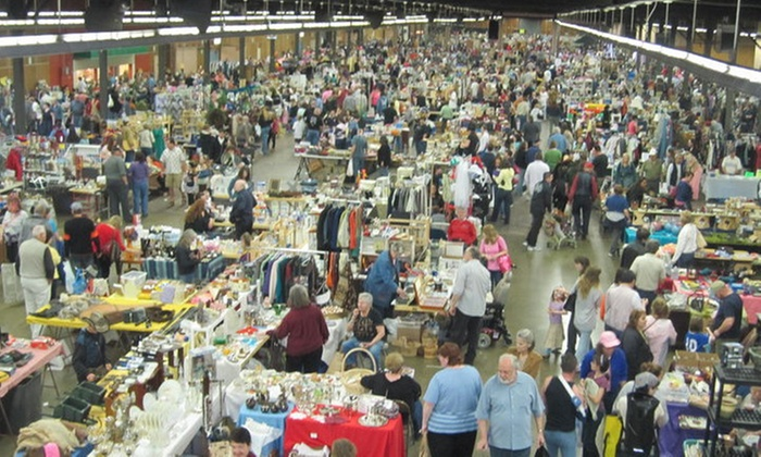 Nw's Largest Garage Sale With Antiques - Portland: $10 for $20 Worth of Exhibitions — Portland's LARGEST Garage Sale