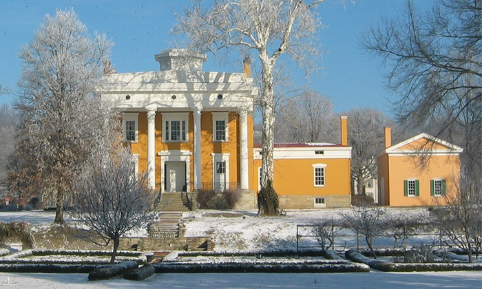 Lanier Mansion - Madison: General Admission for Four or Eight at Lanier Mansion (Up to 50% Off)