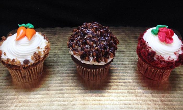 La Bonbonniere Bake Shoppe - Multiple Locations: $15 for $30 Worth of Cakes and Cupcakes at La Bonbonniere Bake Shoppe