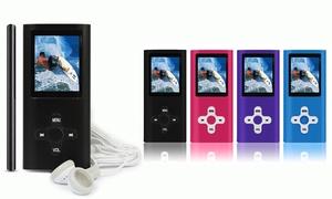 Aquarius 8GB MP4 Player