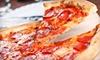 Fudpuckeroni's - Santa Rosa Island: $15 for $30 Worth of Pizzeria Cuisine at Fudpuckeroni's