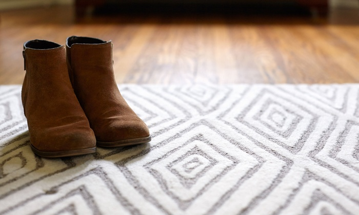 Upright Cleaning & Restoration - San Diego: Carpet Cleaning for Three Rooms, Five Rooms, or Whole House from Upright Cleaning & Restoration (Up to 75% Off)