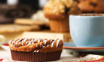 $15 for Three Groupons, Each Good for $10 Worth of Baked Goods and Sandwiches at Sweet Creations 4U ($30 Total Value)