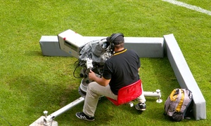 Create A Video: $75 for an Athletic-Scholarship Video Package from Create A Video ($149.95 Value)