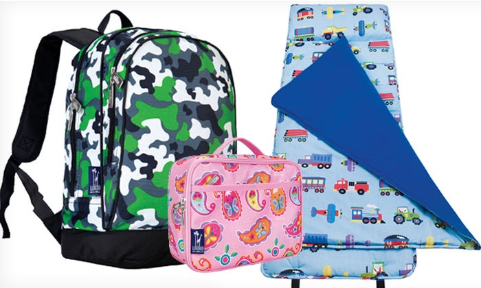 Wildkin: $30 for $60 Worth of Kids' Backpacks, Sleeping Bags, and Other Accessories from Wildkin