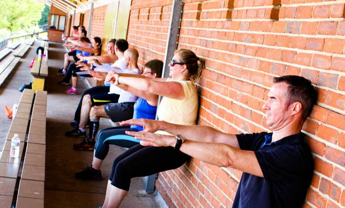 Boot Camp: Five, Ten or 15 Sessions from £9 at Oxfordshire Personal Training (Up to 82% Off)