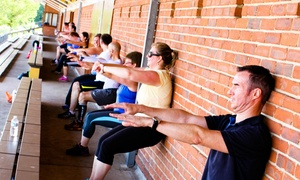 Oxfordshire Personal Training: Boot Camp: Five, Ten or 15 Sessions from £9 at Oxfordshire Personal Training (Up to 82% Off)