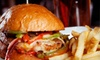 18 Degrees - Over Easy: Pub Food at 18 Degrees (Up to 51% Off). Two Options Available.