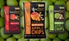 10-Pack of Barefruit Crunchy Apple Chips: 10-Pack of Barefruit Crunchy Apple Chips. Multiple Flavors Available.