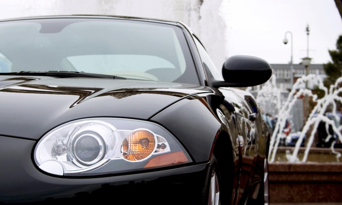 Absolute Detail And Wash - Baldwinsville: Headlight Cleaning and Scratch Removal from Absolute Detail and Wash (55% Off)