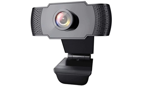 Cámara web de 1080p con micrófono