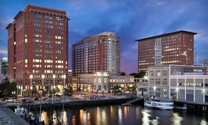 Seaport Boston Hotel South Stay At With Dates Through