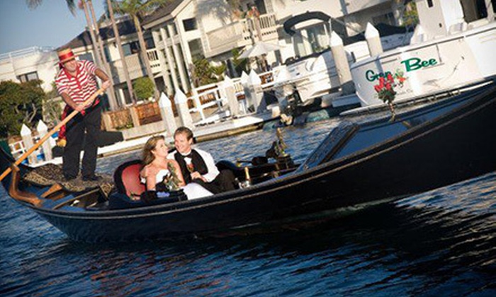 The Gondola Company - Coronado: $67 for a Pasaporto Cruise for Up to Four from The Gondola Company (Up to $135 Value)