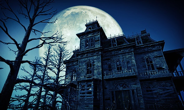 Scary Nights Haunted House - Bucoda: Haunted House Package for One, Two, Four, or Six at Scary Nights Haunted House (Up to 56% Off)