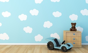 Wall 2 Wall Fun: $150 for $300 Toward Hand-Painted Wall Art for Kids' Rooms at Wall 2 Wall Fun