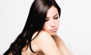 La Maison Hair Salon: $150 for $300 Worth of Hair Straightening at La Maison Hair Salon