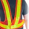 Stalwart Flashing Safety Vest with 16 LEDs