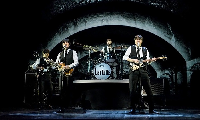 "Let It Be - Rosemont Theatre: ""Let It Be"" at Rosemont Theatre on Saturday, February 21 (Up to 38% Off)"