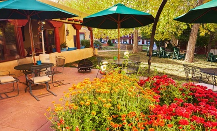 Stay at El Pueblo Lodge in Taos, NM, with Dates into May
