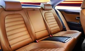 Carport: Pranie tapicerki z ozonowaniem wnętrza auta za 89,99 zł i więcej opcji w Carport