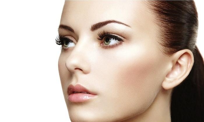 Boutique Salon - The Boutique Salon: C$25 for C$50 Worth of Eyebrow Sugaring services at The Boutique Salon