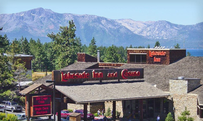 Lakeside Inn and Casino - Stateline, NV: $59 for a One-Night Stay at Lakeside Inn and Casino in Greater Lake Tahoe