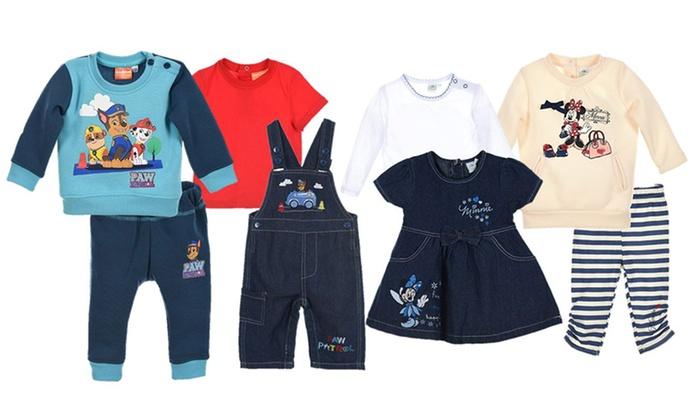 083455f20 Hasta 43% dto. Conjunto de ropa para bebé Disney   Groupon