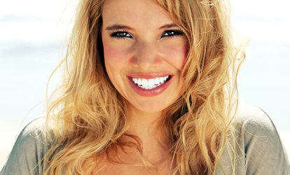 Teeth Whitening With Check-Up, Scale and Polish for £112 at Shirley Avenue Dental Care (63% Off)