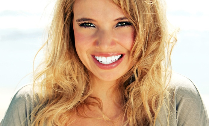 Private Dental Clinic: One or Two Sessions Laser Teeth Whitening at Wonder Smile (Up to 88% Off)