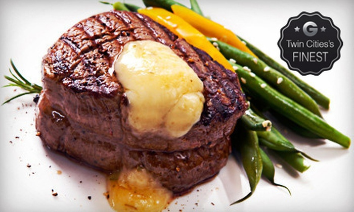 Kozlak's Royal Oak Restaurant - Arden Hills - Shoreview: $30 for $60 Worth of Upscale Cuisine and Drinks for Dinner at Kozlak's Royal Oak Restaurant