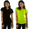 2-Pack of Women's Gametime V-Neck Activewear T-Shirts