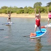 Up to 54% Off Paddleboard-Yoga Class