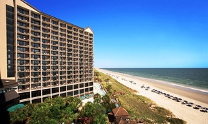Kid-Friendly Oceanfront Suites near Myrtle Beach at Beach Cove Resort, plus 6.0% Cash Back from Ebates.