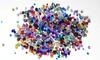 50.00 CTTW Assortment of Loose Swarovski Beads: 50.00 CTTW Assortment of Loose Swarovski Beads