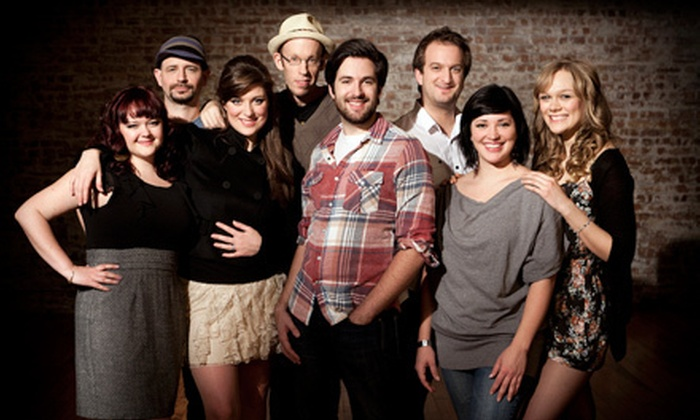 Swingle Singers - Downtown Santa Fe: $23 for One Ticket to Swingle Singers at The Lensic Performing Arts Center in Santa Fe on March 20 (Up to $23.75 Value)