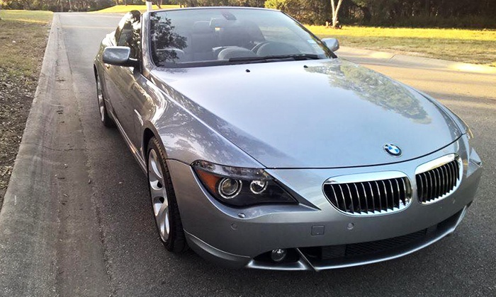 Deluxe Or Platinum Detailing Dynamic Car Service Groupon