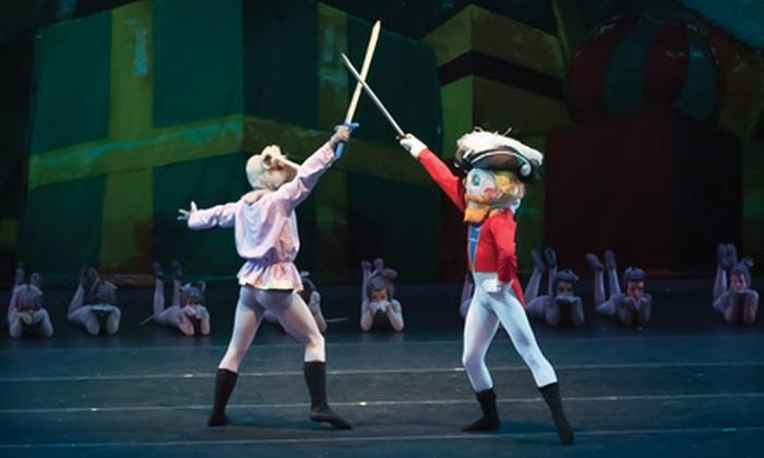 "Manassas Ballet Theatre presents ""The Nutcracker"" - Hylton Performing Arts Center: $49 for Manassas Ballet Theatre Presents ""The Nutcracker"" for Two at Hylton Performing Arts Center (Up to $119.50 Value)"