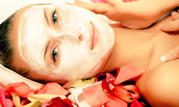 Almond Tree Spa - Winter Springs / Oviedo: Pumpkin Peel or Deep Cleansing Facial at Almond Tree Spa (Up to 51% Off)