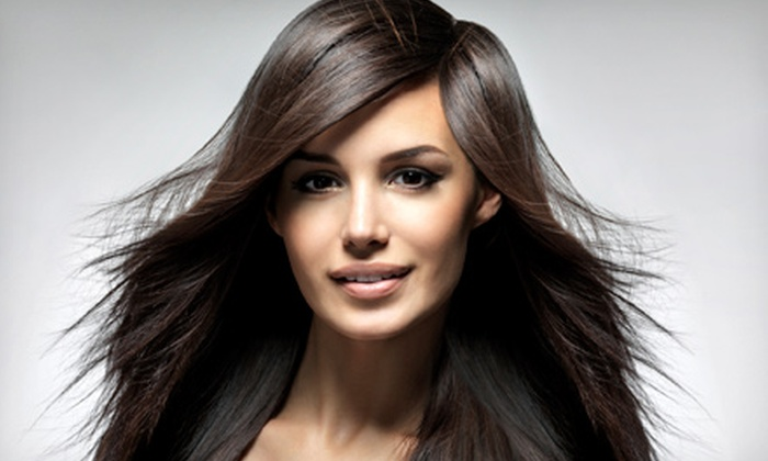 Universal Hair & Body Salon Laser Medical Spa - Kendale Lakes: $83 for a Keratin Hair-Smoothing Treatment at Universal Hair & Body Salon Laser Medical Spa ($300 Value)