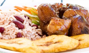 La Gloria: Cuban and Dominican Cuisine for Two or Four at La Gloria (35% Off)