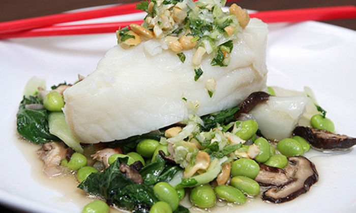 Café Chino - Houston: $15 for $30 Worth of Pan-Asian Cuisine at Café Chino