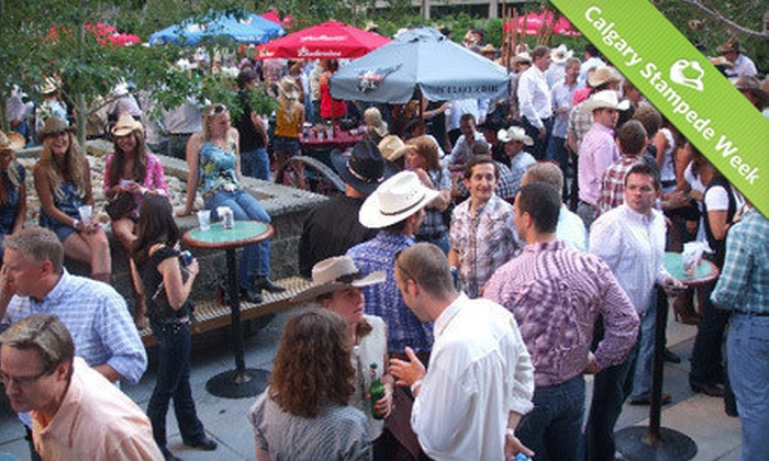 Ranchman's on 4th - Downtown: $10 for a Stampede Luncheon at Ranchman's on 4th at the Metropolitan Conference Centre on July 13 ($30 Value)