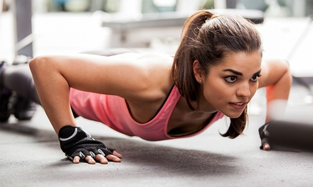 One or Three Months of Classes at CrossFit Hijinx (Up to 71% Off)