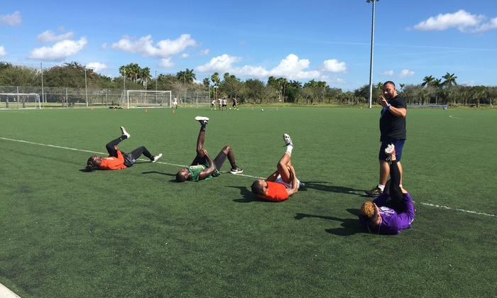 Strength And Speed Institute - Fort Lauderdale: Five Days of Sports Camp at Strength & Speed Institute (70% Off)
