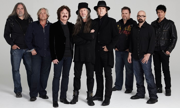 Doobie Brothers - PNC Bank Arts Center: The Doobie Brothers & Gregg Allman at PNC Bank Arts Center on Friday, August 28, at 7:30 p.m. (Up to 43% Off)