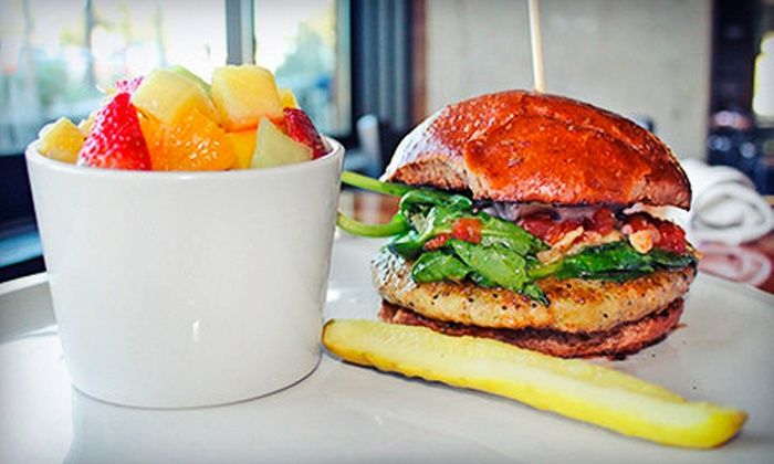 State and Allen - Uptown: American Bistro Cuisine for Dinner or Lunch at State and Allen (Up to 52% Off)