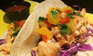 Colley Cantina: Southwestern and Baja-Inspired Cuisine at Colley Cantina (Up to 40% Off)