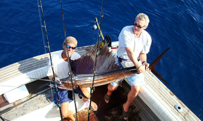 Ofishal Business Charters - Cocoa Beach-Cape Canaveral: $200 for Near-Shore Fishing Trip for Up to Six from Ofishal Business Charters ($400 Value)